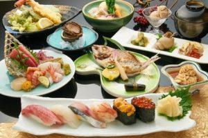 日本の食文化の豊かさをライブ感あふれる演出でお楽しみください!